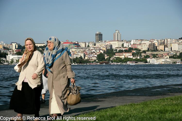 The Golden Horn, Istanbul, Turkey