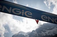 1km to go on the Cervinia climb (2001m)<br /> <br /> Giro d'Italia 2015<br /> stage 19: Gravellona Toce - Cervinia (236km)