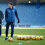 15.02.2019: Rangers training: Kyle Lafferty