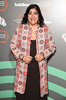 """Gurinder Chadha<br /> at the """"Beecham House"""" photocall as part of the BFI & Radio Times Television Festival 2019 at BFI Southbank, London<br /> <br /> ©Ash Knotek  D3494  13/04/2019"""
