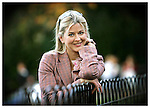 Author Marisa Mackle pictured here in St. Stephen's Green, Dublin. Pic. Robbie Reynolds.
