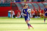Mizuho Sakaguchi (JPN), JULY 1, 2015 - Football / Soccer : FIFA Women's World Cup Canada 2015 Semi-final match between Japan 2-1 England at Commonwealth Stadium in Edmonton, Canada. (Photo by AFLO)