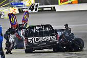 #4: Kyle Busch, Kyle Busch Motorsports, Toyota Tundra Cessna