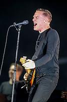 Montreal (QC) CANADA - April 17, 2012 - Bryan Adams in concert