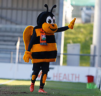 Barnet mascot during Barnet vs Barrow, Buildbase FA Trophy Football at the Hive Stadium on 8th February 2020