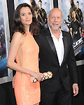 Bruce Willis and Emma Heming at The Paramount Pictures' L.A. Premiere of G.I. Joe : Retaliation held at The Grauman's Chinese Theater in Hollywood, California on March 28,2013                                                                   Copyright 2013 Hollywood Press Agency