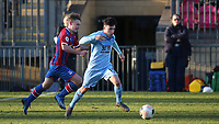 Rhys Fenlon of Burnley U23's in action during Crystal Palace Under-23 vs Burnley Under-23, Premier League Cup Football at Champion Hill Stadium on 6th February 2020