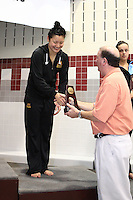 2009 Women's NCAA Swimming & Diving Championships Thursday Finals Minnesota