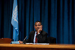 Ahmed Shaheed, Special Rapporteur on the situation of human rights in Iran