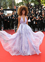 TINA KUNAKEY The Beguiled' Red Carpet Arrivals - The 70th Annual Cannes Film Festival<br /> CANNES, FRANCE - MAY 24 attends the 'The Beguiled' screening during the 70th annual Cannes Film Festival at Palais des Festivals on May 24, 2017 in Cannes, France