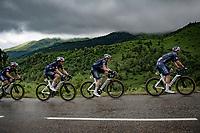 Team Alpecin-Fenix<br /> <br /> Stage 16 from El Pas de la Casa to Saint-Gaudens (169km)<br /> 108th Tour de France 2021 (2.UWT)<br /> <br /> ©kramon