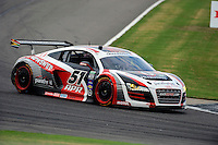 #51 APR Motorsport Audi R8-Grand Am of Jim Norman & Dion von Moltke class: Grand Touring (GT)