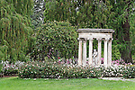 TEMPLE OF LOVE, IN ROSE GARDEN