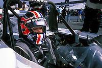 Guy Smith, #36 Riley & Scott..2002 Rolex 24 at Daytona, Daytona International Speedway, Daytona Beach, Florida USA Feb. 2002.(Sports Car Racing)