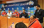 Naft Tehran vs Al Ahli (UAE) during the 2015 AFC Champions League Quarter Final 1st leg on August 25, 2015 at the Azadi Stadium in Tehran, Iran. Photo by Adnan Hajj /  World Sport Group