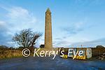 Rattoo round tower in Ballyduff