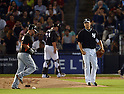 MLB: Training game - New York Yankees vs Miami Marlins