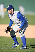 February 20, 2009:  First baseman Michael Betz (26) of Seton Hall University during the Big East-Big Ten Challenge at Jack Russell Stadium in Clearwater, FL.  Photo by:  Mike Janes/Four Seam Images