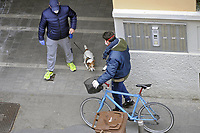 - la città di Milano dopo il primo mese di blocco totale e quarantena a causa dell'epidemia di Coronavirus.<br /> <br /> - the city of Milan after the first month of total blockade and quarantine due to the Coronavirus epidemic.
