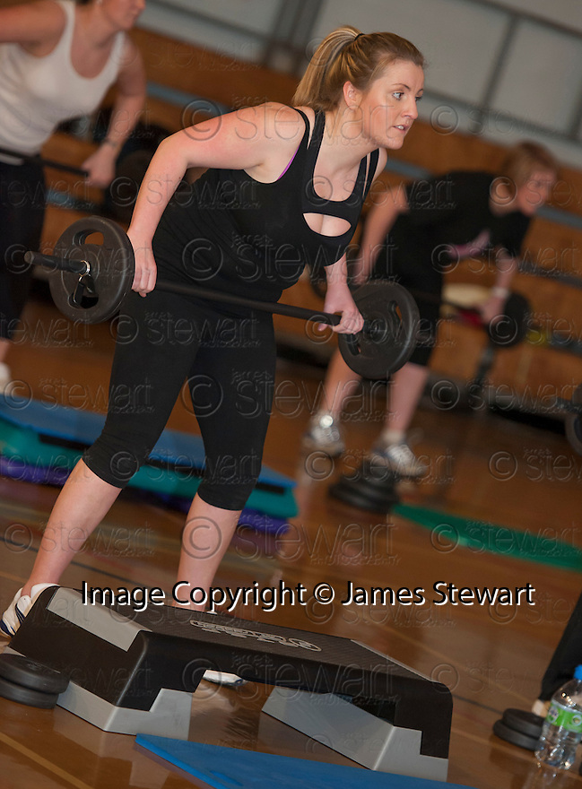 Les Mills BodyPump Taster Sessions at Grangemouth Sports Complex.