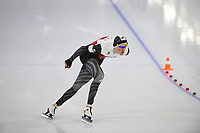 SPEEDSKATING: HEERENVEEN: 30-01-2021, IJsstadion Thialf, ISU World Cup II, 1500m Men Division B, Marcin Bachanek (POL), ©photo Martin de Jong