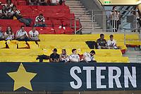Choreographie zu Ehren von Gerd Müller - Stuttgart 05.09.2021: Deutschland vs. Armenien, Mercedes-Benz Arena Stuttgart