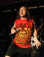 Municipal Waste at Barge to Hell 2012