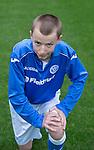 St Johnstone FC Academy U14's<br /> Jordan Walker<br /> Picture by Graeme Hart.<br /> Copyright Perthshire Picture Agency<br /> Tel: 01738 623350  Mobile: 07990 594431