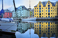 N - NORWAY - ALESUND<br /> Old town centre<br /> <br /> Full size: 69,2 MB