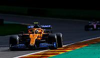 30th August 2020, Spa Francorhamps, Belgium, F1 Grand Prix of Belgium , Race Day;  4 Lando Norris GBR, McLaren F1 Team