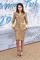 LONDON, UK. June 25, 2019: Caroline Sieber arriving for the Serpentine Gallery Summer Party 2019 at Kensington Gardens, London.<br /> Picture: Steve Vas/Featureflash