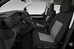 Front seat view of a 2020 Opel Vivaro Innovation 4 Door Combi front seat car photos