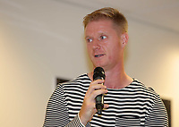 Pictured: Alan Tate. Thursday 06 July 2017<br /> Re: Swansea City FC Academy U9 signings at the Liberty Stadium, Wales, UK
