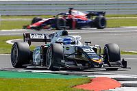 16th July 2021; Silverstone Circuit, Silverstone, Northamptonshire, England; F2 British Grand Prix, Free Practice; Matteo Nannini in his Campos Racing Dallara F2 2018