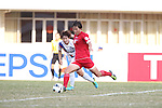 South Korea vs North Korea during the 2013 AFC U-16 Women's Championship  Standings match on October 18, 2013 at the Jiangning Sports Centre in Nanjing, China. Photo by World Sport Group
