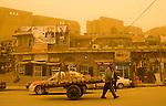 Sandstorm hits Erbil