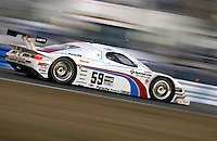 .The 5th overall, 2nd in Daytona Prototype Brumos Porsche/Fabcar...
