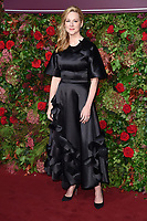 Laura Linney<br /> arriving for the 2018 Evening Standard Theatre Awards at the Theatre Royal Drury Lane, London<br /> <br /> ©Ash Knotek  D3460  18/11/2018