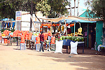 FRUITS FOR SALE IN MEXICAN MARKET