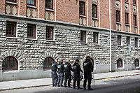 SWEDEN: NEO-NAZI GROUPS HOLD GROUND (2018)