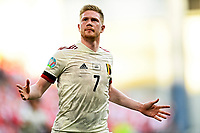COPENHAGEN, DENMARK - JUNE 17 : Kevin De Bruyne forward of Belgium after second goal during the 16th UEFA Euro 2020 Championship Group B match between Denmark and Belgium on June 17, 2021 in Copenhagen, Denmark, 17/06/2021  <br /> Photo Photonews / Panoramic / Insidefoto <br /> ITALY ONLY