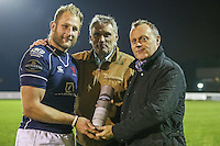 London Scottish v Nottingham Rugby 16th October 2015
