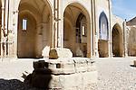 Viana.Navarra.Espana.Viana.Navarra.Spain.Ruinas de la Iglesia de San Pedro..Ruins of the Church of San Pedro..(ALTERPHOTOS/Alfaqui/Acero)