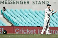 10th January 2021; Sydney Cricket Ground, Sydney, New South Wales, Australia; International Test Cricket, Third Test Day Four, Australia versus India; David Warner of Australia
