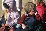 CHILDREN AT DENVER MLK DAY MARADE