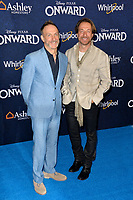 """LOS ANGELES, CA: 18, 2020: Mychael Danna & Jeff Danna  at the world premiere of """"Onward"""" at the El Capitan Theatre.<br /> Picture: Paul Smith/Featureflash"""