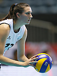 Leticia Boscacci (ARG), AUGUST 27, 2015 - Volleyball : FIVB Women's World Cup 2015 1st Round between Argentina 3-0 Kenya  in Tokyo, Japan. (Photo by Sho Tamura/AFLO SPORT)
