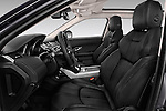 Front seat view of 2016 Land Rover Range Rover Evoque HSE 5 Door Suv Front Seat  car photos