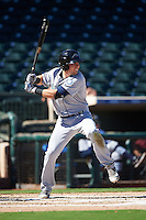 Peoria Javelinas Drew Jackson (18), of the Seattle Mariners organization, during a game against the Surprise Saguaros on October 20, 2016 at Surprise Stadium in Surprise, Arizona.  Peoria defeated Surprise 6-4.  (Mike Janes/Four Seam Images)