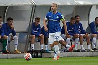 Fabian Holland (SV Darmstadt 98)<br /> <br /> - 28.08.2021 Fussball 2. Bundesliga, Saison 21/22, SV Darmstadt 98 vs Hannover 96, Stadion am Boellenfalltor, emonline, emspor, <br /> <br /> Foto: Marc Schueler/Sportpics.de<br /> Nur für journalistische Zwecke. Only for editorial use. (DFL/DFB REGULATIONS PROHIBIT ANY USE OF PHOTOGRAPHS as IMAGE SEQUENCES and/or QUASI-VIDEO)